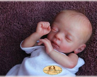 Limited Edition Blessing Reborn Baby Preemie by Marite Winters Reborn (custom order)