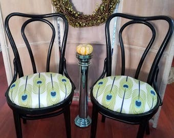 Refurbished Reclaimed Bentwood Thonet Style Chairs