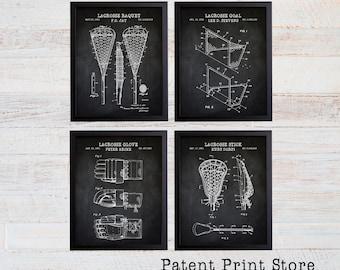 Lacrosse Patent Prints. Vintage Lacrosse Prints. Lacrosse Posters. Lacrosse Art. Gift for Him. Lacrosse Coach Gift. Lacrosse Wall Art. 282