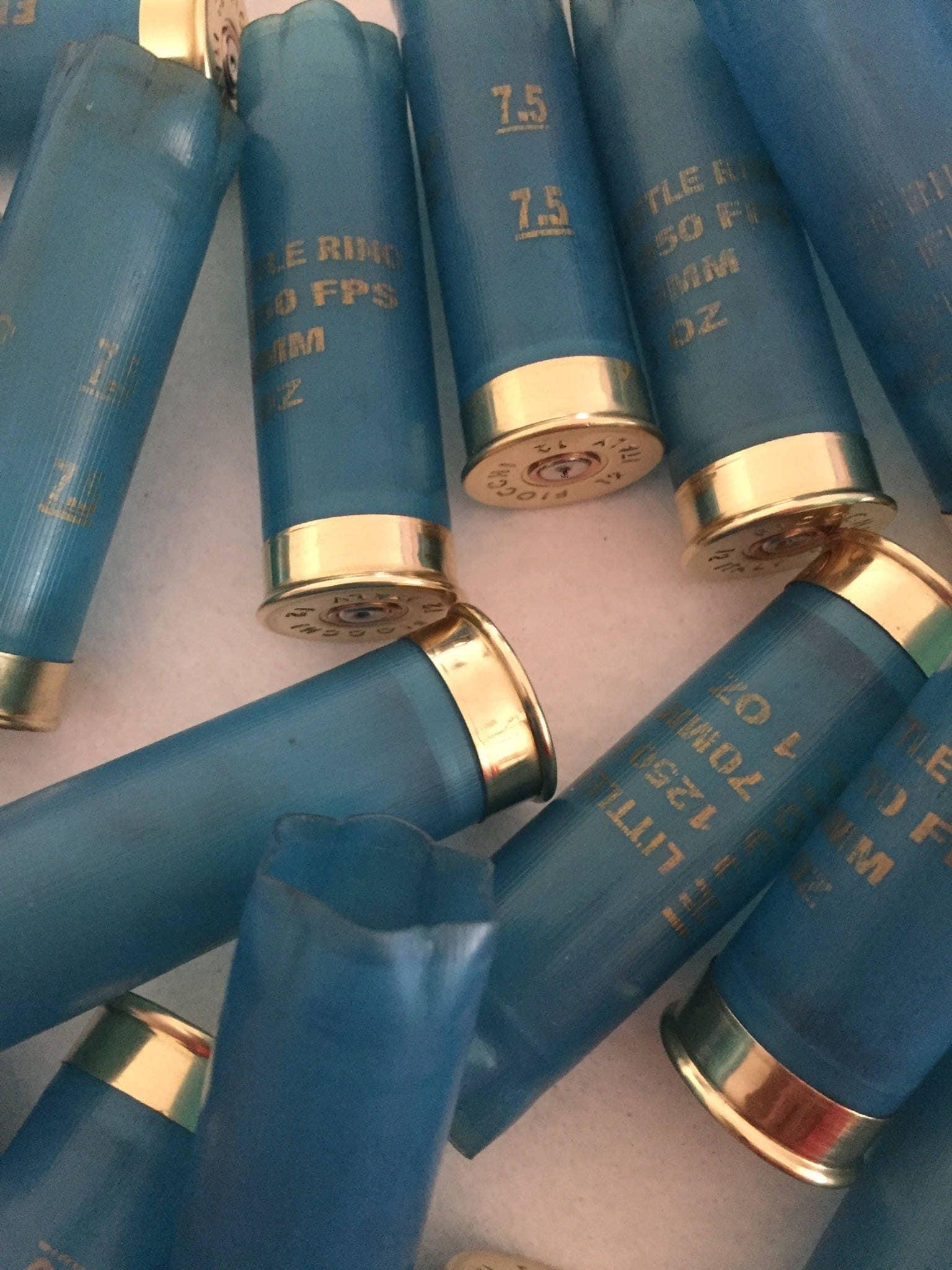 how to clean empty shotgun shells
