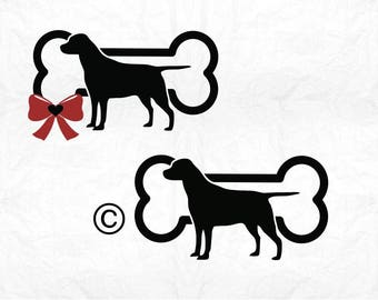 Golden retriever lab labrador SVG Clipart Cut Files Silhouette Cameo Svg for Cricut and Vinyl File cutting Digital cuts file DXF Png Pdf Eps