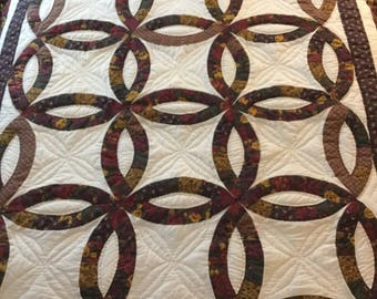Vintage Wedding Ring Quilt