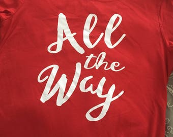 All American All The Way Airborne Tee