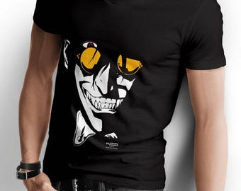 Alucard Hellsing Black Shirt