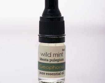 wild mint (pennyroyal) pure essential oil (Mentha pulegium) 5ml