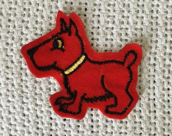 CLIFFORD the BIG ReD DOG Vintage Character Patch Mint Condition L@@K