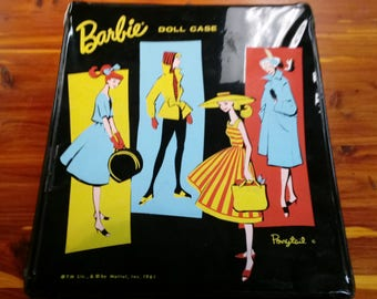 1961 Barbie Doll Case