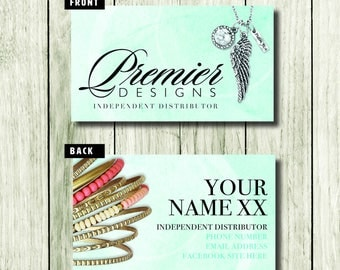 Premier Designs  Business Card
