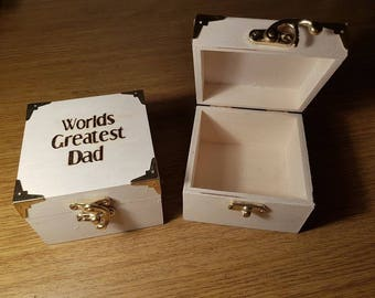 Worlds Greatest Dad, Gifts for Dad, Dad, Fathers Day Gifts, Fathers Day, Box for Dad, Dad Box, Best Dad, Gifts for Fathers,