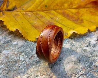 Oak Wood Ring