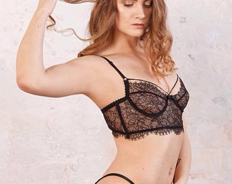 Underwear set from French lace