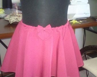Юбка детская.Children's skirt\ size waist 44-52cm \long 21 cm.