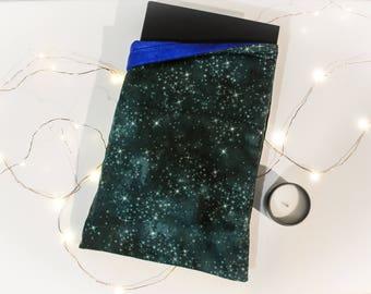 Reversible Book Sleeve - ACOTAR Night Court Inspired