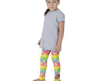 "Rainbow Emoji"" LHK leggings"