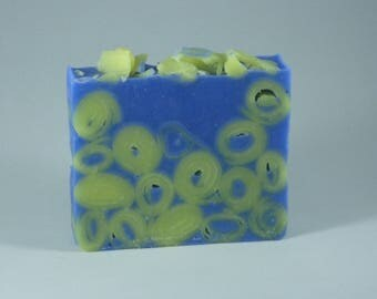 Shea Butter Bar - Macaroni Sculpture Soap