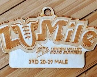Custom Wooden Medal/Award