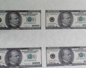 Jupiter money magic ritual gag gift