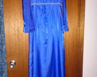 1950s Empire Waist Dress