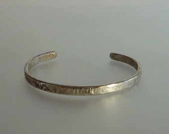 Bronze and silver bracelet Br C0612