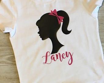 Personalized kids' apparel
