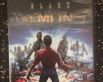 Black Demons DVD - Horror Film