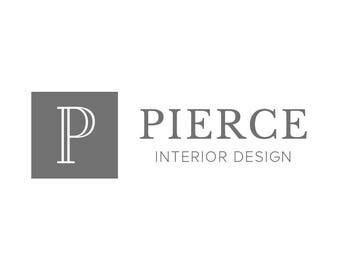 Interior Designer Logo - Designer Logo - Premade Logo - Blogger Logo - Artist Logo - Custom Logo - Minimal Logo - Small Business Logo
