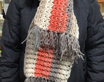 Crocheted Scarf - made to order