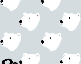 Baby Blue Polar Bear Harem Leggings