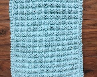 2 pack of Kitchen Dish Cloths - Knit Dish Cloths - Home Decor