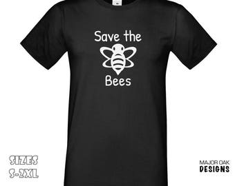 Save The Bees T-Shirt | Bee T-Shirt