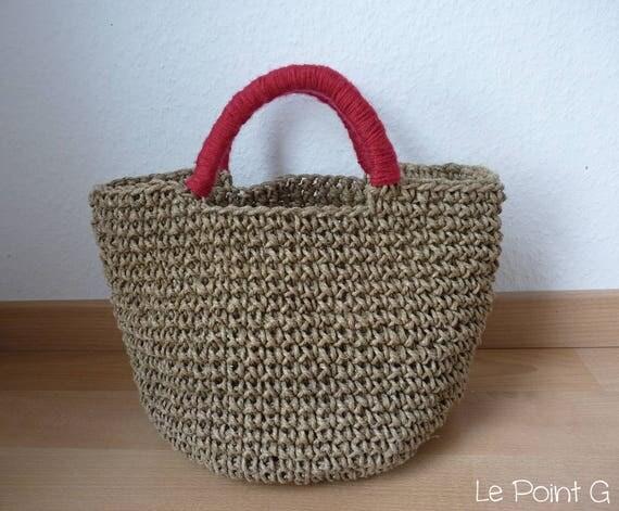 Tuto sac main facile coudre un sac weekend ou sport tuto - Tuto pour creer un sac en crochet ...
