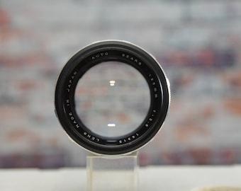 Sears 135mm f/2.8 Auto Lens M42 screw mount