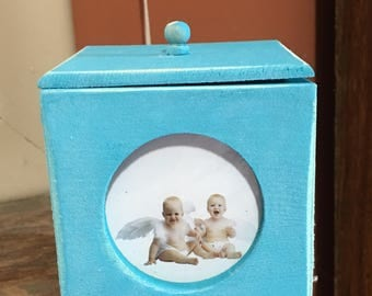 Photo trinket boxes