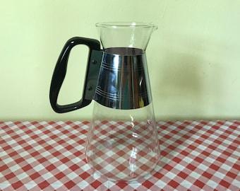 Vintage Pyrex Coffee Pot / Decanter