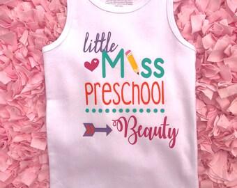Little Miss Preschool (any grade) Beauty