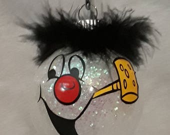 Frosty the Snowman ornament