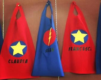 Handmade Super hero capes , super hero capes , super hero