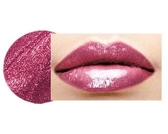 Plum Gold Lip Gloss