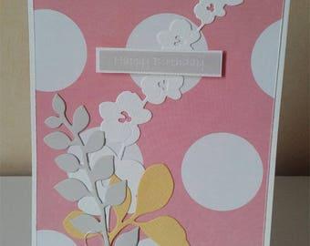 "Pink ""Happy Birthday"""