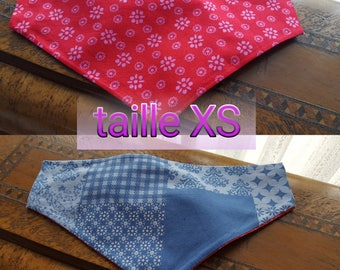 Bandanas pour chiens: Dogs scarf taille XS   size XS