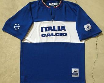 1998 Fila Italia Jersey