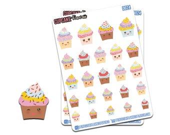 d024 | Cupcake Kawaii// Decorative