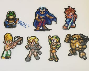 Chrono Trigger Bead Art Set