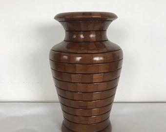 Segmented Vase (V122)