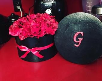 Box of forever roses