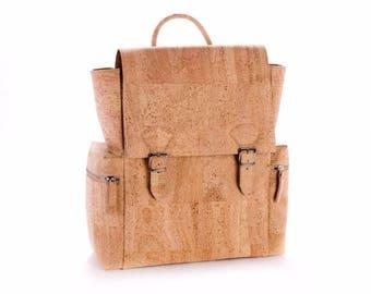 Sac à dos en liège, cork backpack, kork rucksack