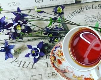 Vintage tea cup prop replica food drink. Weddings film display museums