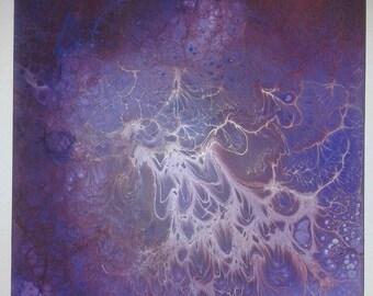 Cobweb in Lilac