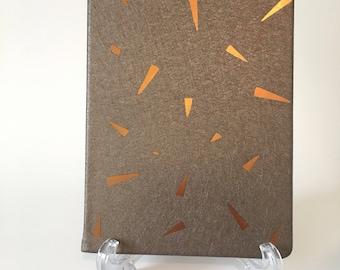 Bullet Journal-Confetti/Bronze