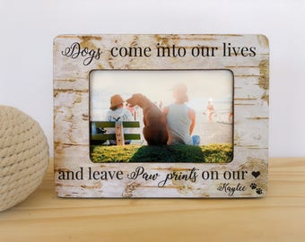 Personalized Dog Cat Frame Dog Memorial Frame Pet loss Gift Cat frame  Pet Sympathy Gift Cat Memorial Frame Pet Lover Gift